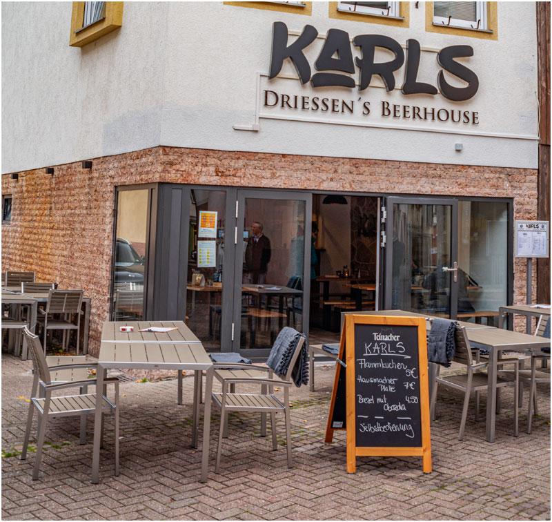 Karls Beerhouse in Bad Bergzabern